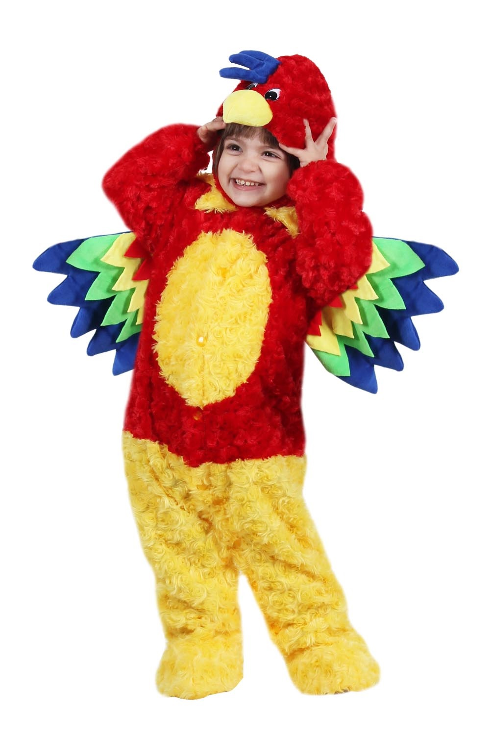 PE0759 - da 3 a 6 anni - the cartoon world - VESTITO COSTUME ... 92d1e8286060