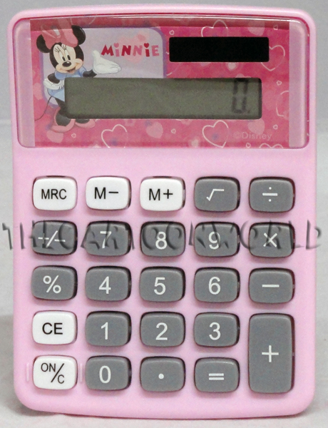 CALCULATOR MINNIE