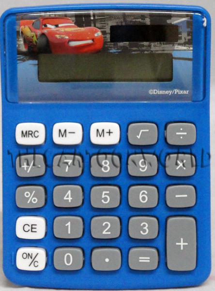 CALCULATOR CARS