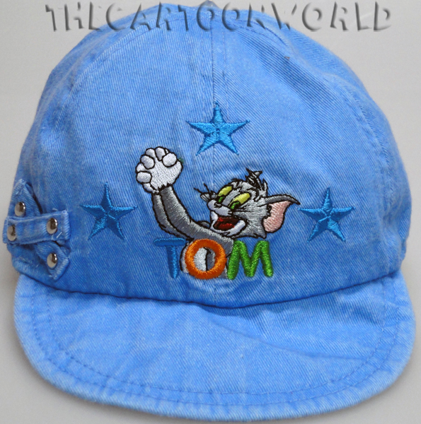HAT with Visor - BEANIE Disney TOM and JERRY - 48 cm