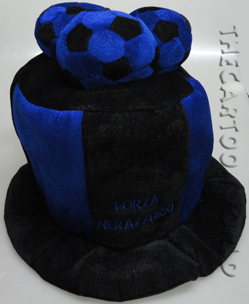 CAPPELLO JOLLY - FORZA NERAZZURRI - INTER