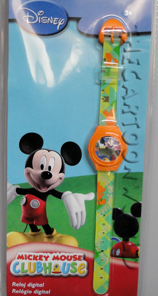 FANTASTIC WATCH WRIST DISNEY - MINNIE