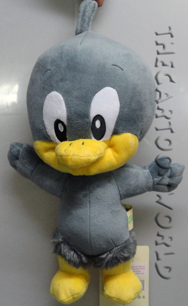 PELUCHE DISNEY - BABY LOONEY TUNES - DUFFY DUCK - 35 cm