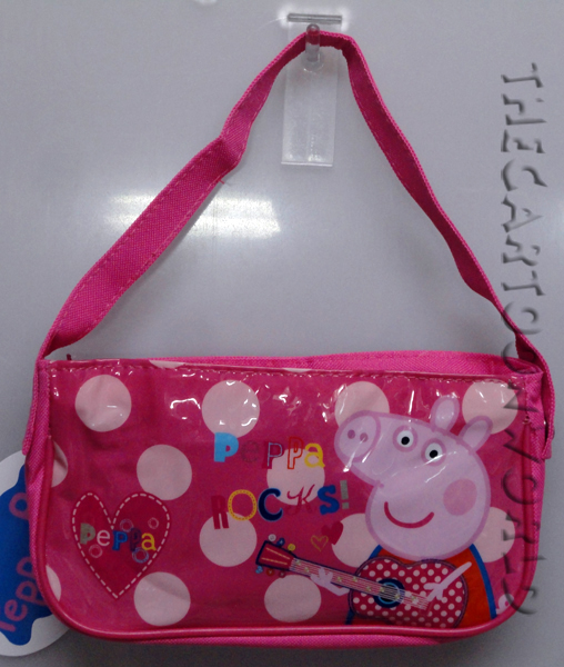 BORSETTA SHOPPER Disney - PEPPA PIG Rocks