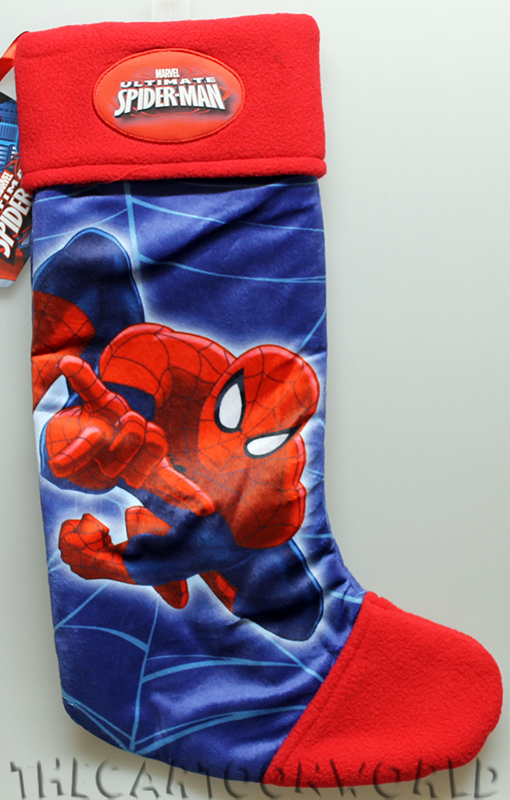CALZA BEFANA in Peluche DISNEY - SUPER EROI SPIDERMAN