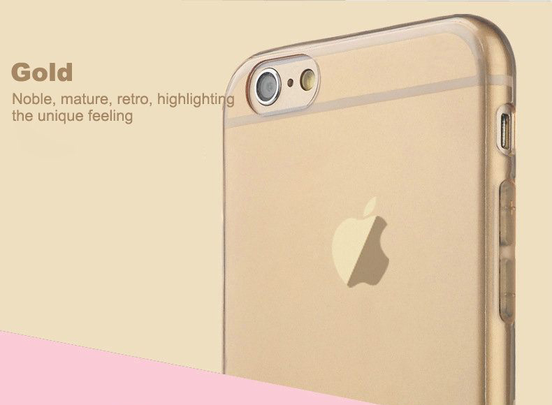 custodia iphone 6s oro