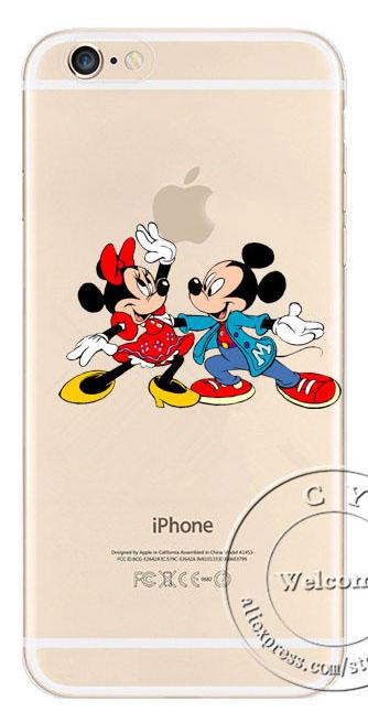 custodia iphone 6 plus topolino