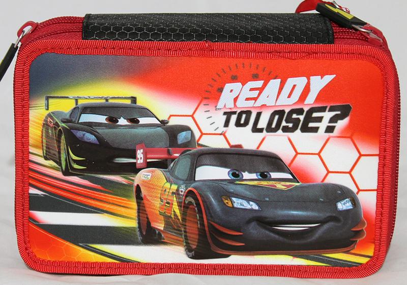 21/cm Rosso karactermania 33221/Cars 3/Race astucci