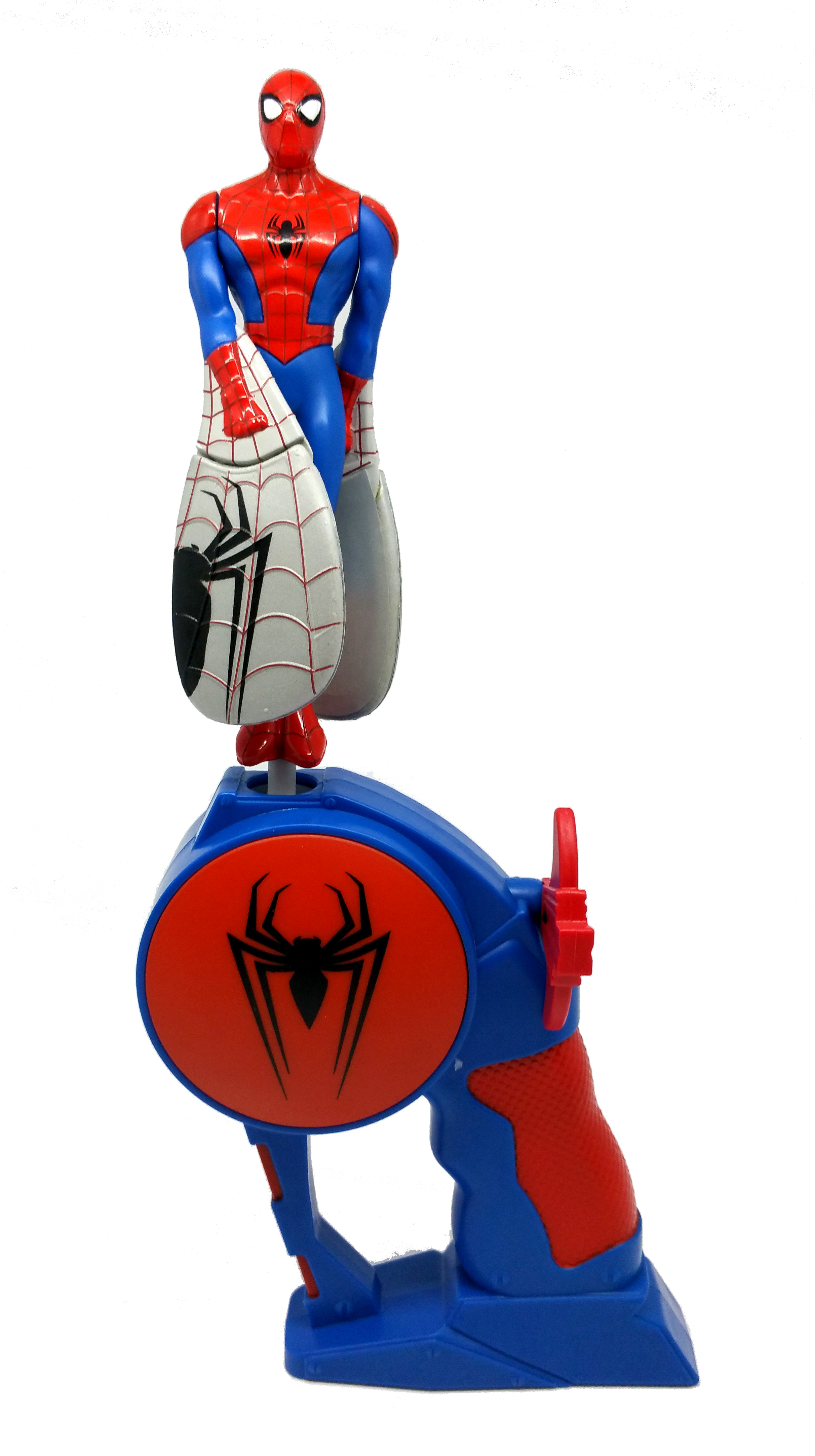 FANTASTICO FLYING HEROES - GIOCO VOLANTE SPIDERMAN - 30 CM