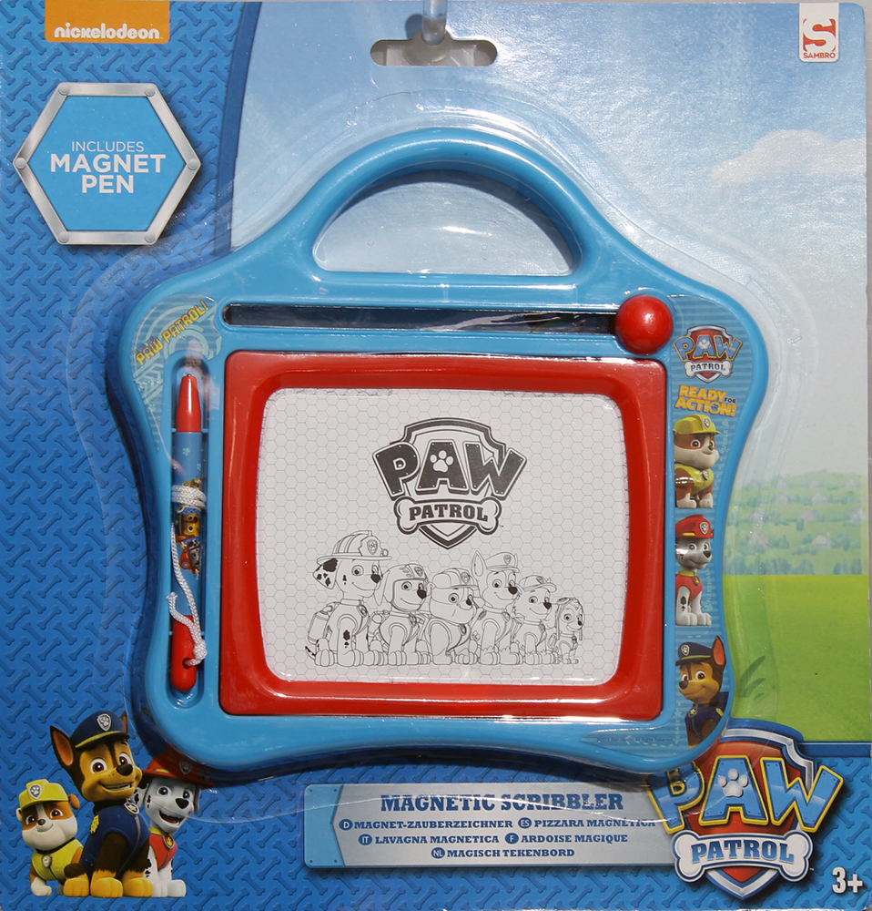 THE MAGNETIC BOARD DISNEY - PAW PATROL