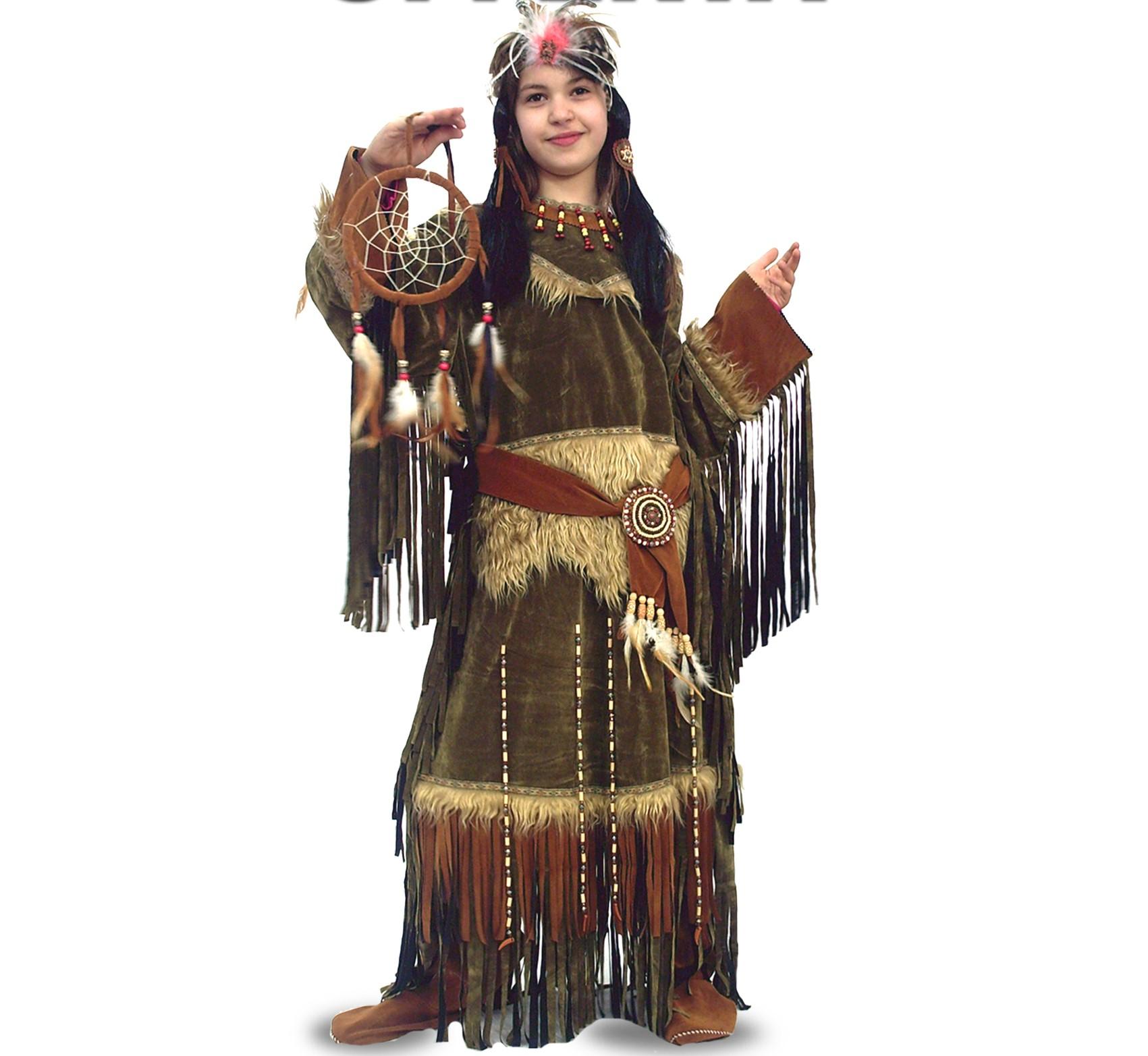 indiana carnevale bambina  VESTITO COSTUME Maschera di CARNEVALE bambina - Indiana LUNA ...