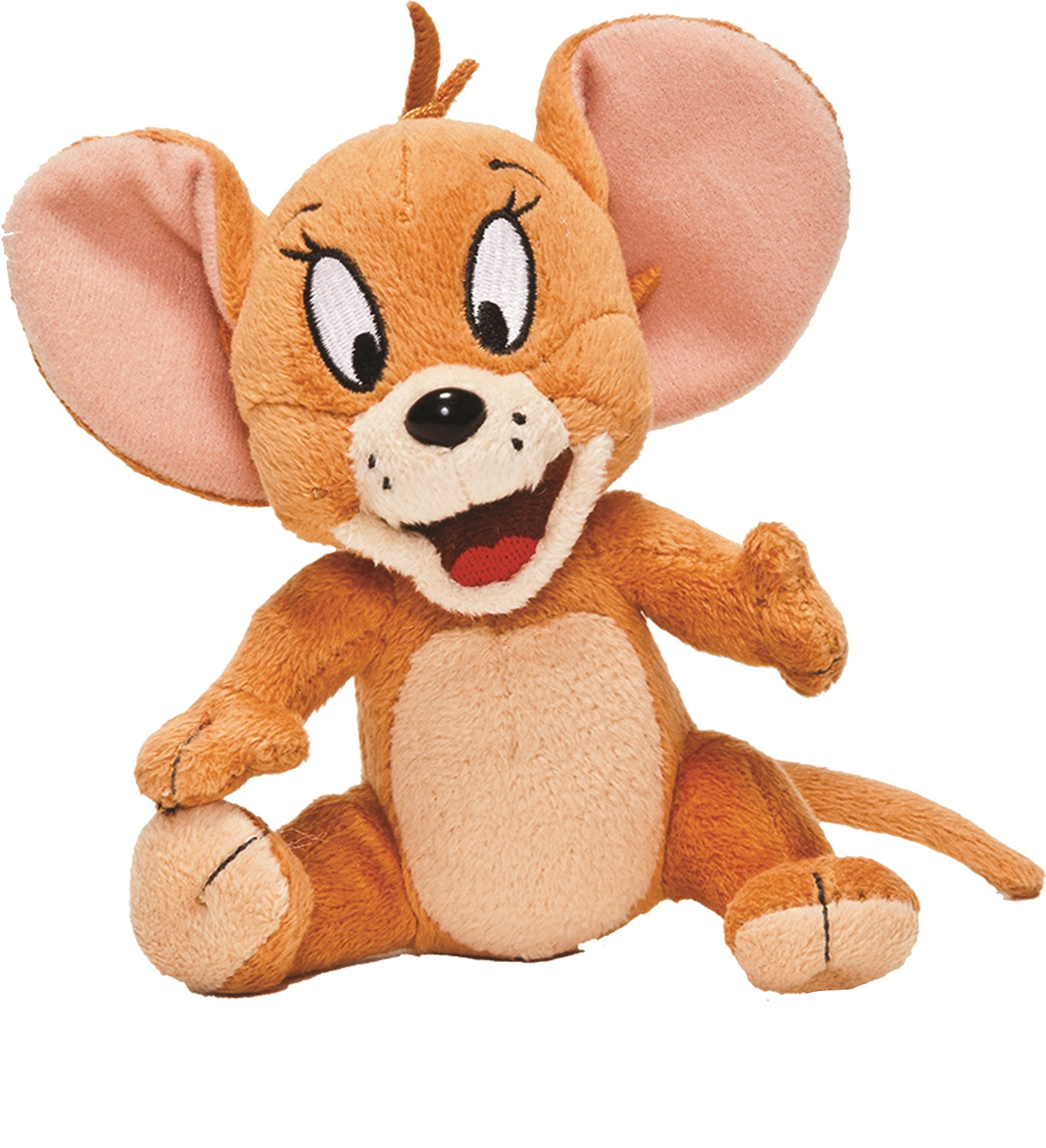 PELUCHE DISNEY - LOONEY TUNES - Tom e Jerry - JERRY - 15 cm