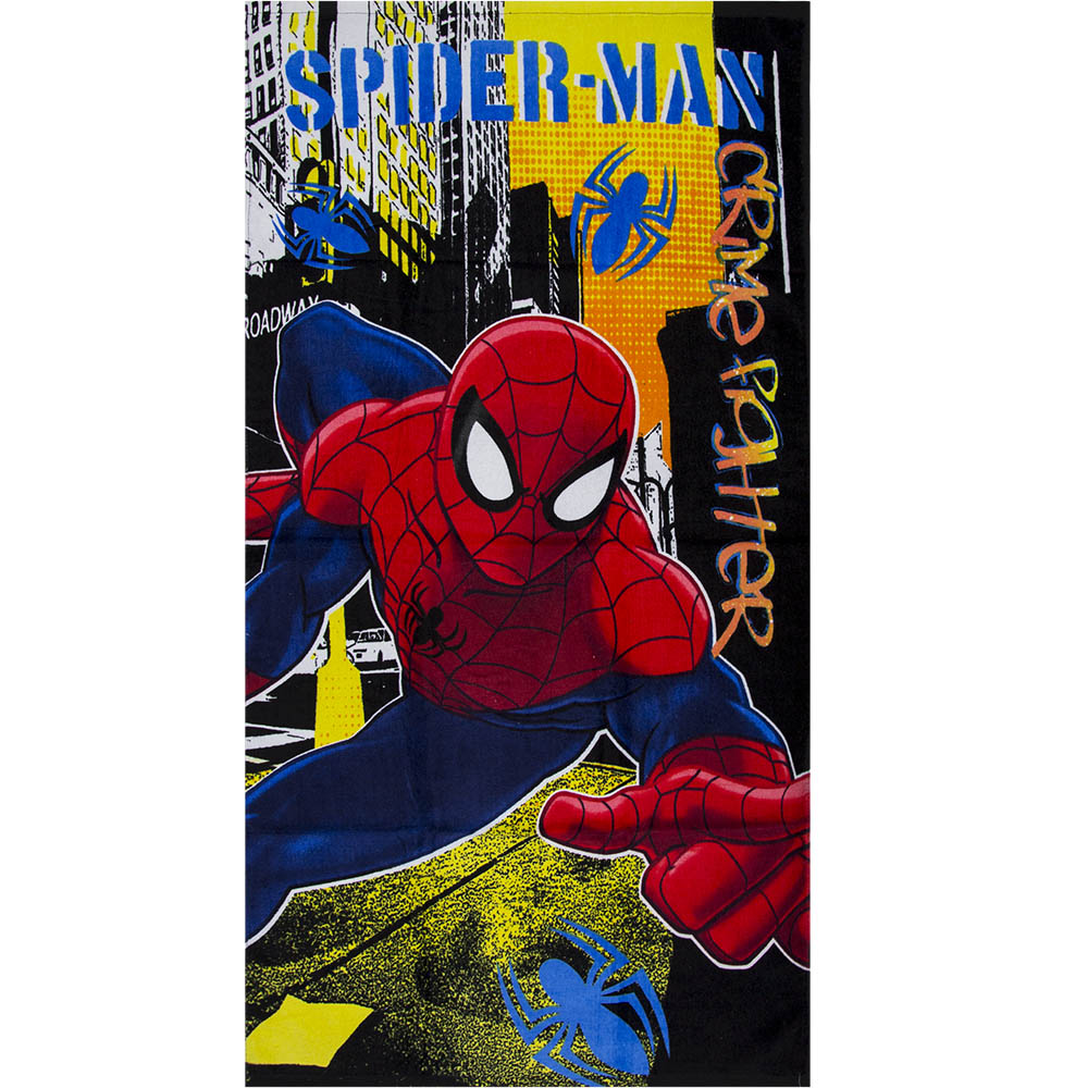 TELO MARE / Piscina DISNEY - MARVEL - SPIDERMAN - 70 x 140 cm a
