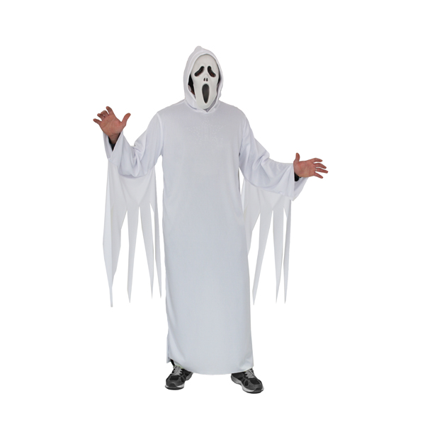 DRESS COSTUME CARNIVAL Mask / HALLOWEEN Adult - GHOST