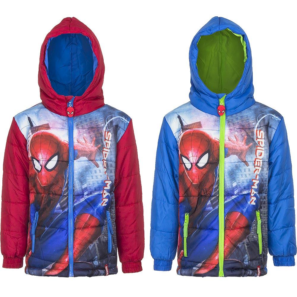 Marvel Da Cappuccio Con Vento 3 Giubbotto E Spiderman Zip A Giacca xwzqnOS1Y0