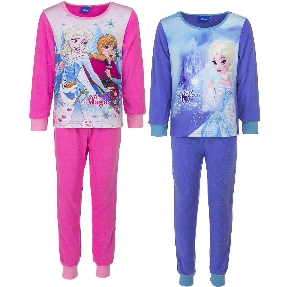 Disneys Frozen Pigiama Elsa Anna