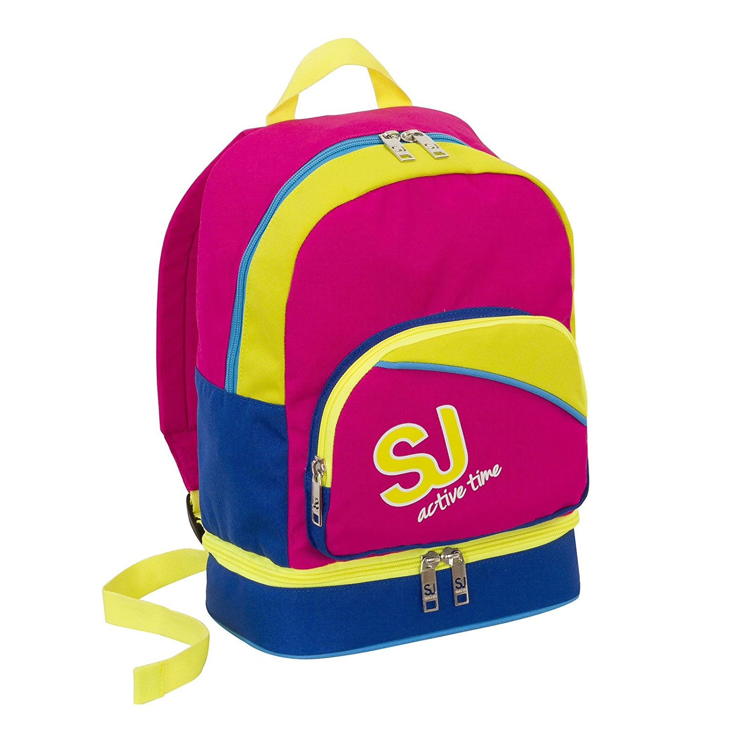 Zainetto Con Portavivande TERMICO - SEVEN SJ Active Lunch Backpack - Rosa