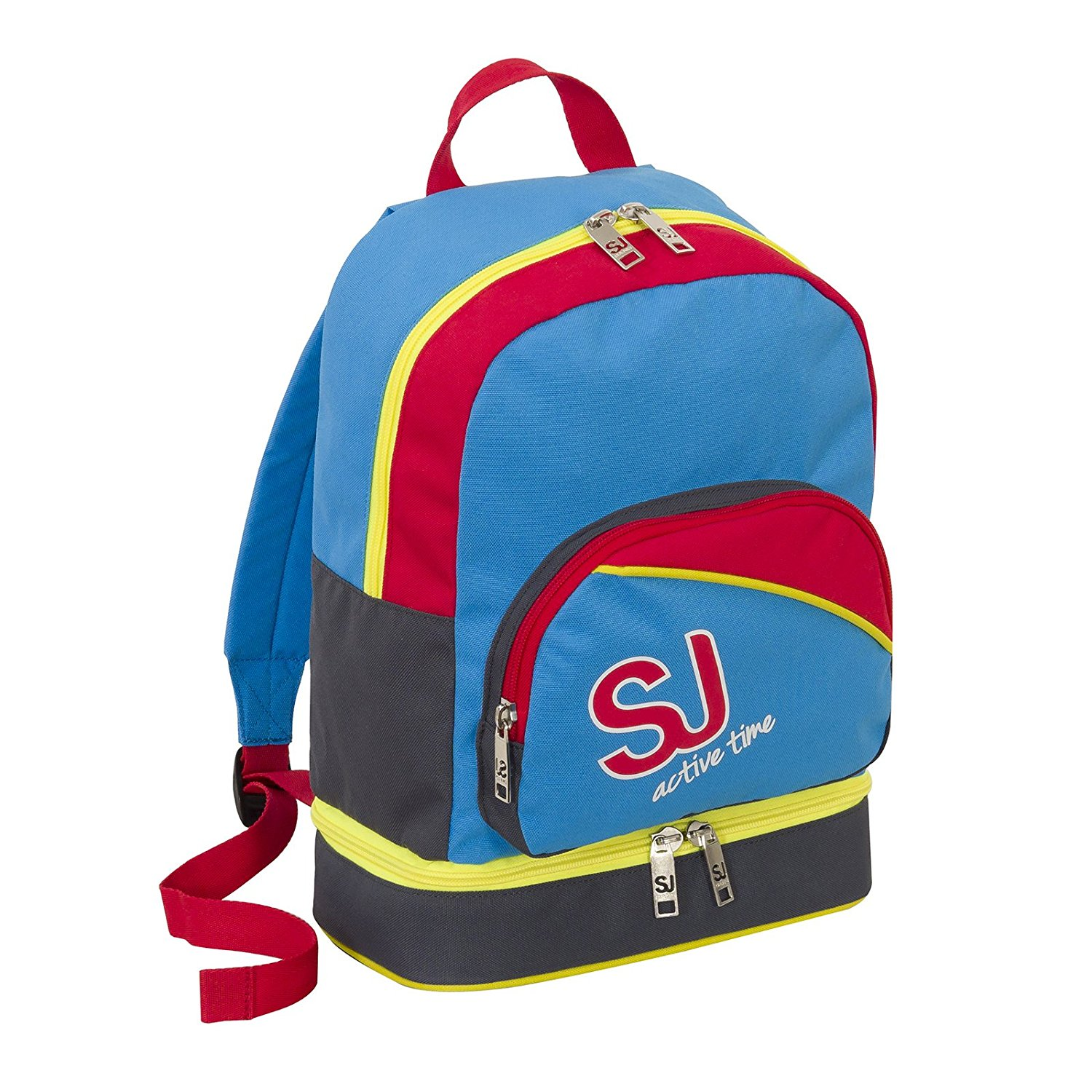 Zainetto Con Portavivande TERMICO SEVEN SJ Active Lunch Backpack - Azzurro