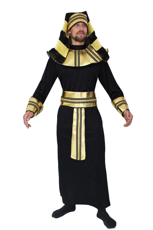 3e577cca25df VESTITO COSTUME Maschera di CARNEVALE - Adulti FARAONE Ramses