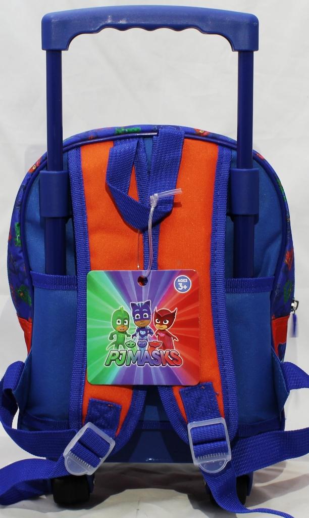 8e9deb71310c91 ... Zainetto Trolley Scuola Asilo PJ Masks - Super Pigiamini GATTO BOY GEKO  GUFETTA