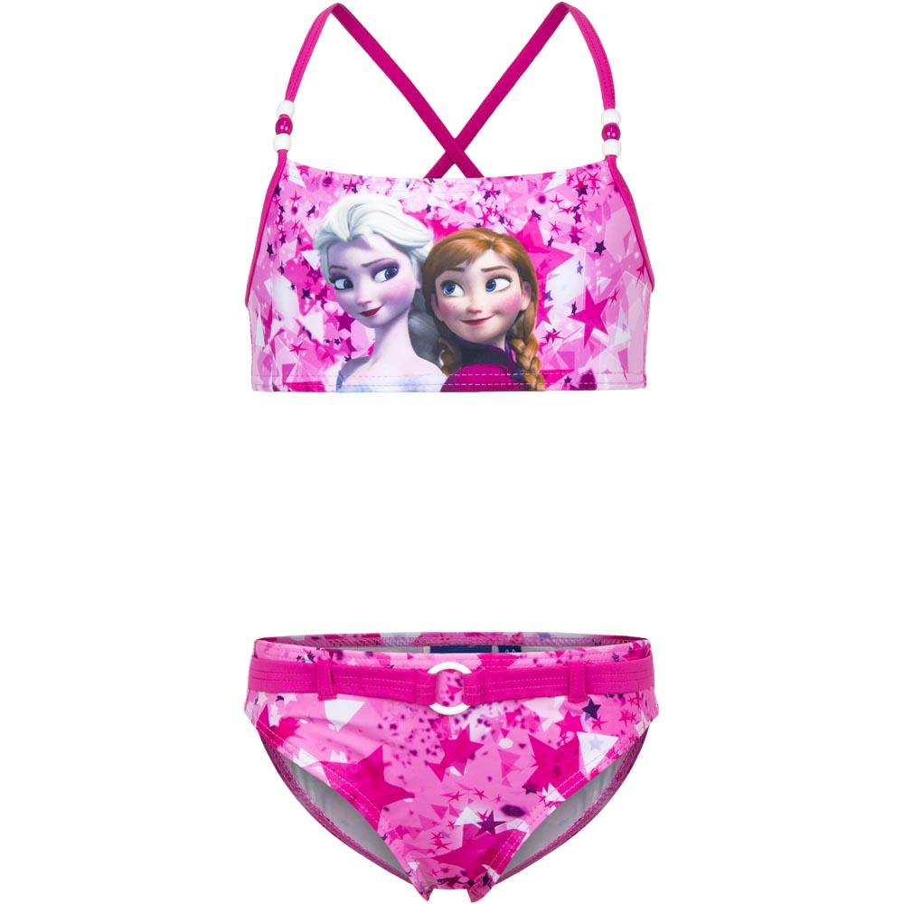 d06e61c36417 COSTUME MARE / Piscina 2 pezzi Bikini DISNEY FROZEN ELSA ANNA DA 4 a ...