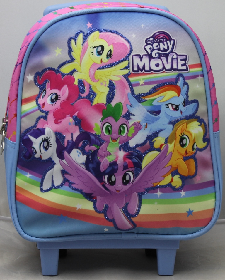 TROLLEY Zainetto ZAINO Asilo - MY LITTLE PONY