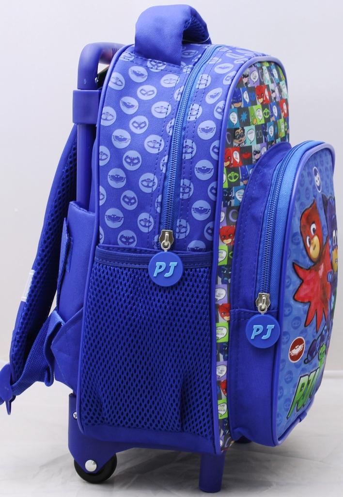 66e24b21dd418b ... Zaino Trolley Scuola Asilo PJ Masks - Super Pigiamini GATTO BOY GEKO  GUFETTA ...