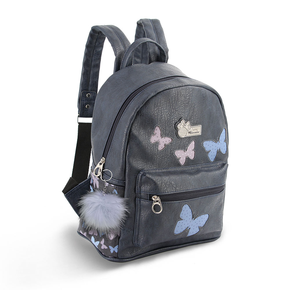 BORSA ZAINO in ECOPELLE - Disney Minnie - fashion Blufy