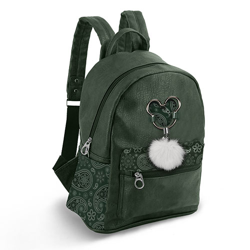 BORSA ZAINO in ECOPELLE - Disney MICKEY -  Paisgreen
