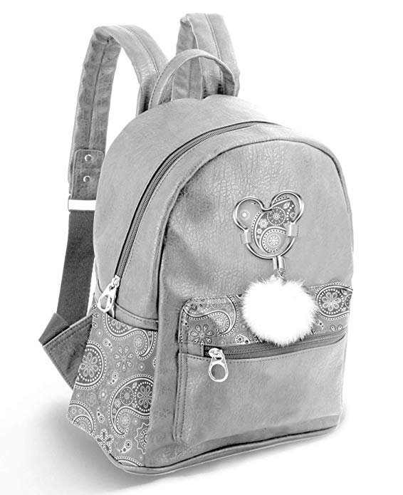 BORSA ZAINO in ECOPELLE - Disney MICKEY - Paisgrey