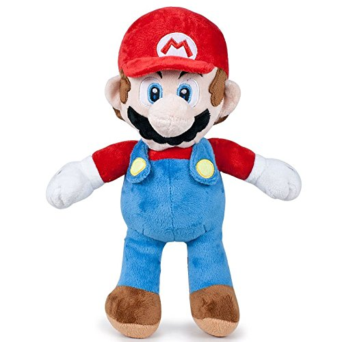 PLUSH Super MARIO BROS - 32 cm