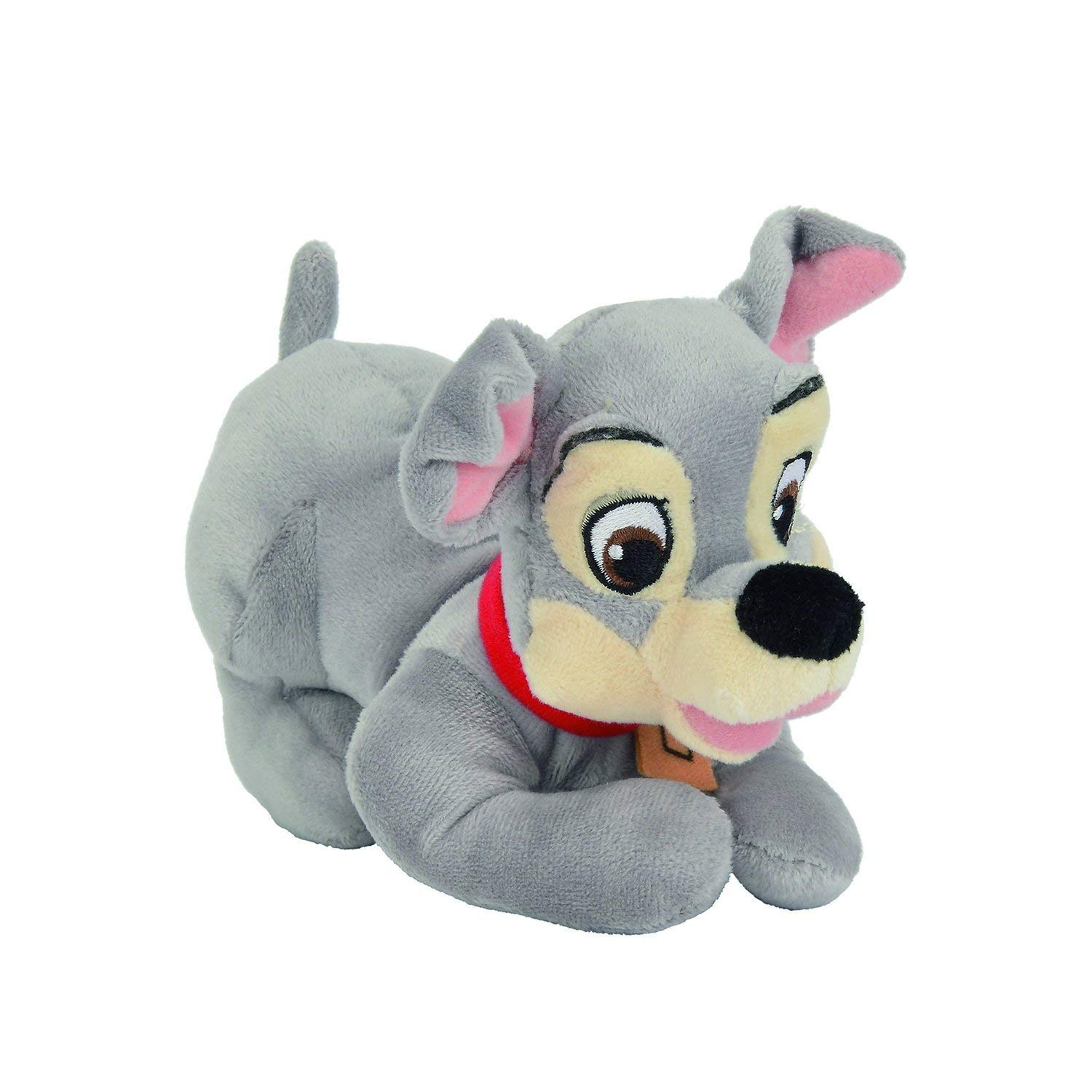 Peluche DISNEY ANIMAL FRIENDS - Lilli e il VAGABONDO - 18 cm