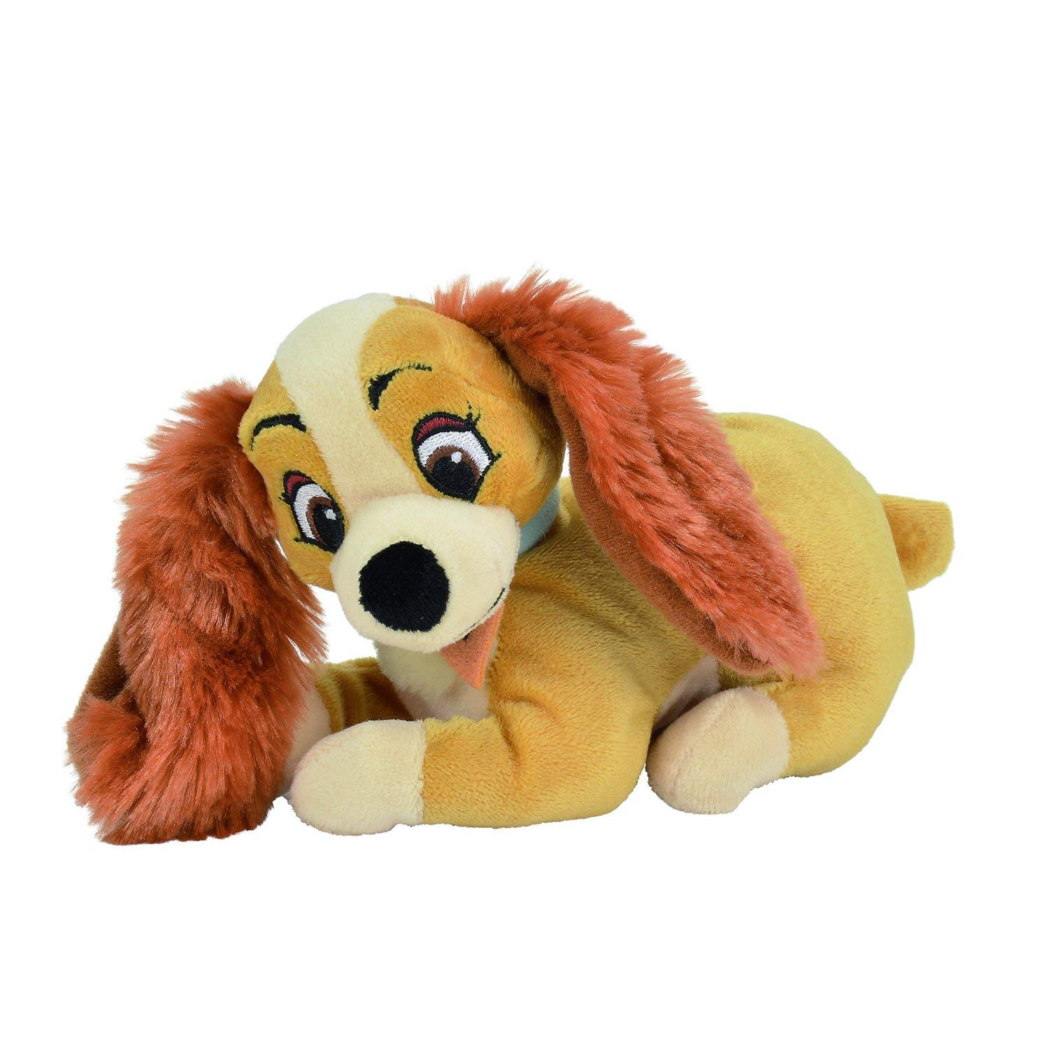 Peluche DISNEY ANIMAL FRIENDS - LILLI LADY - 18 cm