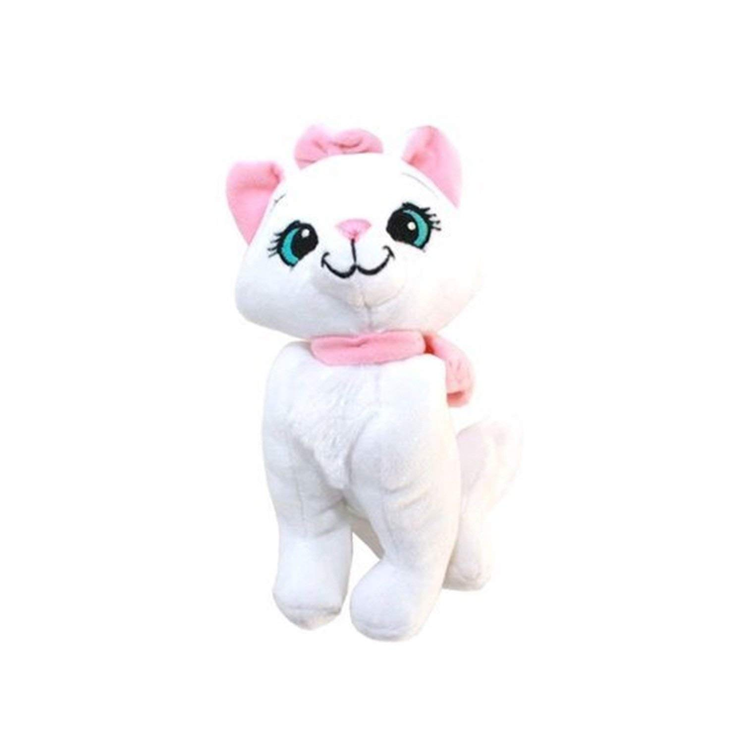 Peluche DISNEY ANIMAL FRIENDS - Marie Gattina Aristogatti - 18 cm