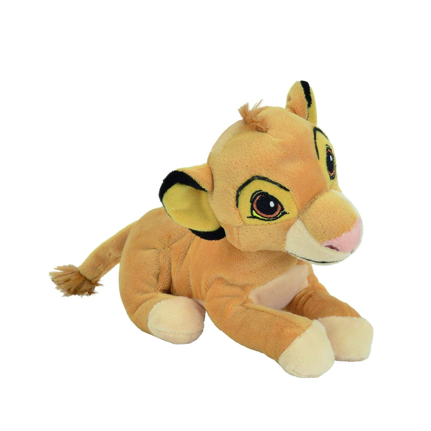 Peluche DISNEY ANIMAL FRIENDS - SIMBA RE LEONE - 18 cm