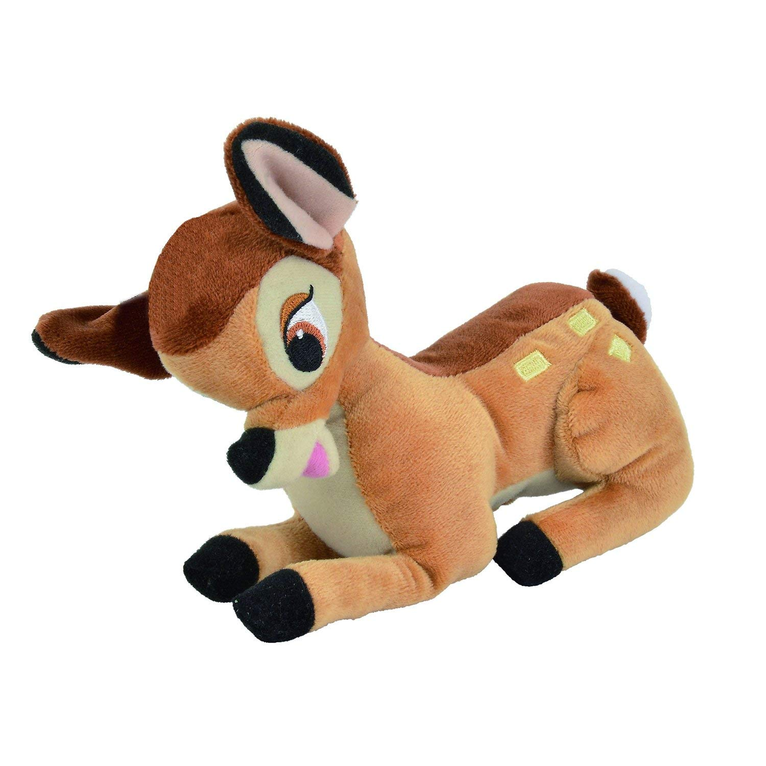 Peluche DISNEY ANIMAL FRIENDS - BAMBI - 18 cm