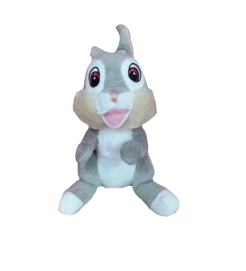 Peluche DISNEY ANIMAL FRIENDS - TIPPETE Tamburino THUMPER - 18 cm