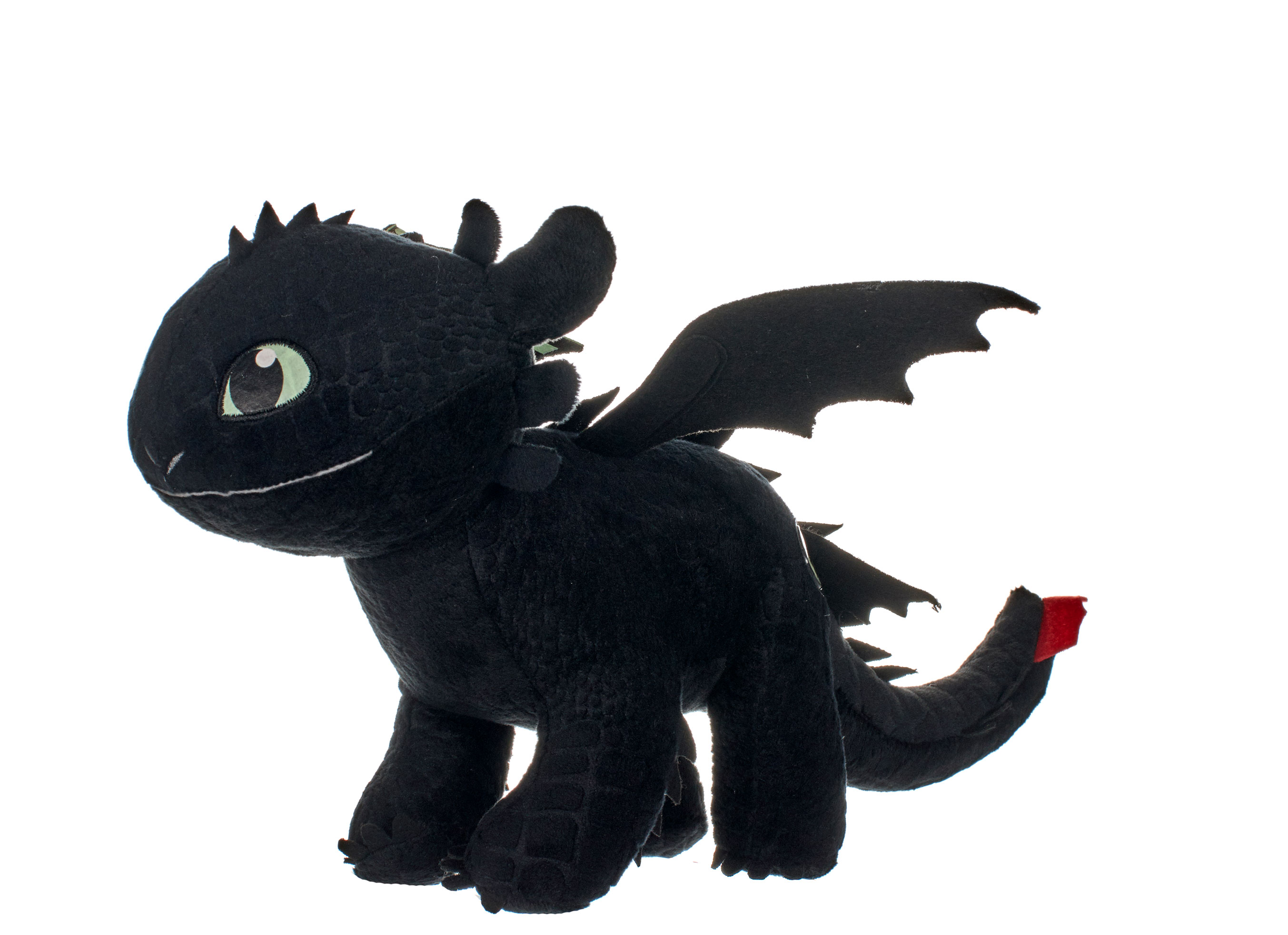 PELUCHE How to Train Your DRAGONS 3 TOOTHLESS - 36 cm