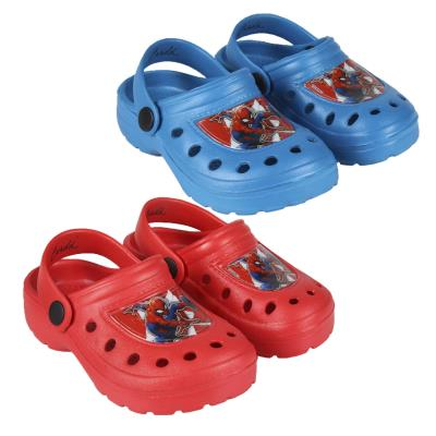 Ciabatte Mare / Piscina Modello CROCS - MARVEL SPIDERMAN