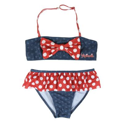 COSTUME MARE / Piscina 2 pezzi Bikini DISNEY MINNIE