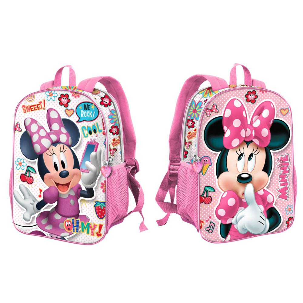 ZAINO Zainetto Reversibile - DISNEY MINNIE