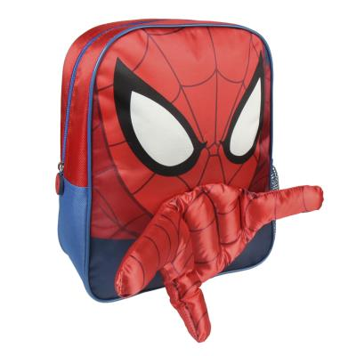 ZAINO  Zainetto Scuola Asilo 3D - MARVEL SPIDERMAN new
