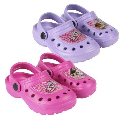 Ciabatte Mare / Piscina Modello CROCS - LOL SURPRISE A