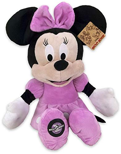 PELUCHE WALT DISNEY MINNIE 90th Anniversario - 27 cm