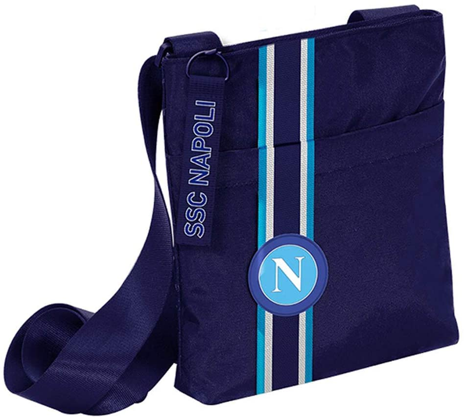 Borsa Tracolla Mini Shoulder Bag - SSC Napoli - Ufficiale ed Originale
