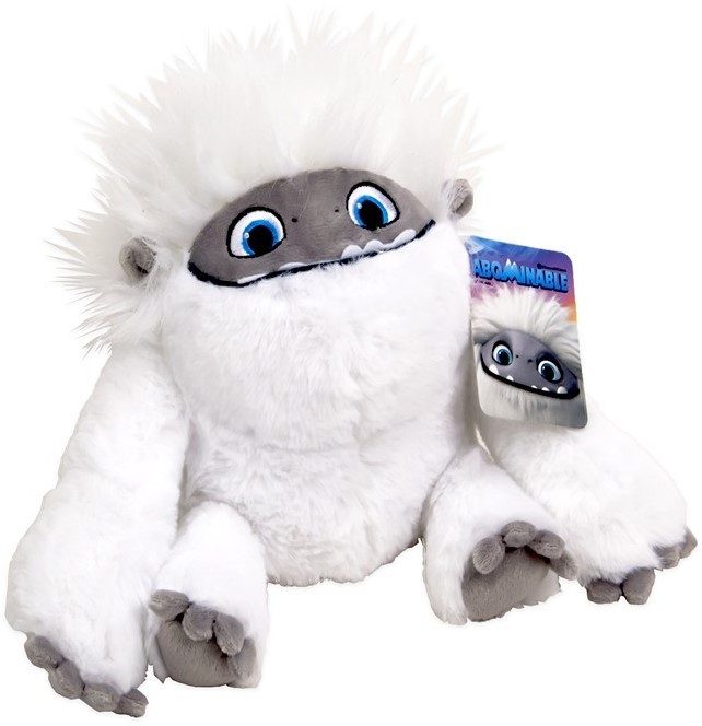 PELUCHE Abominable Everest IL PICCOLO YETI 22 cm