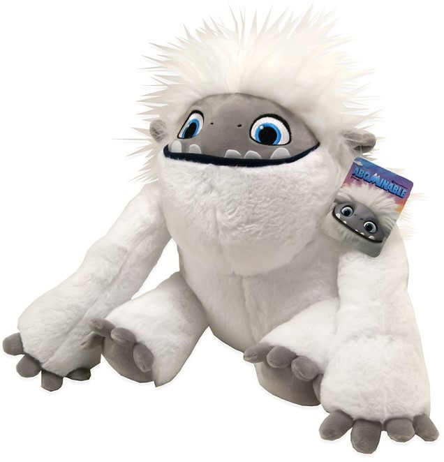 PELUCHE Abominable Everest IL PICCOLO YETI 29 cm