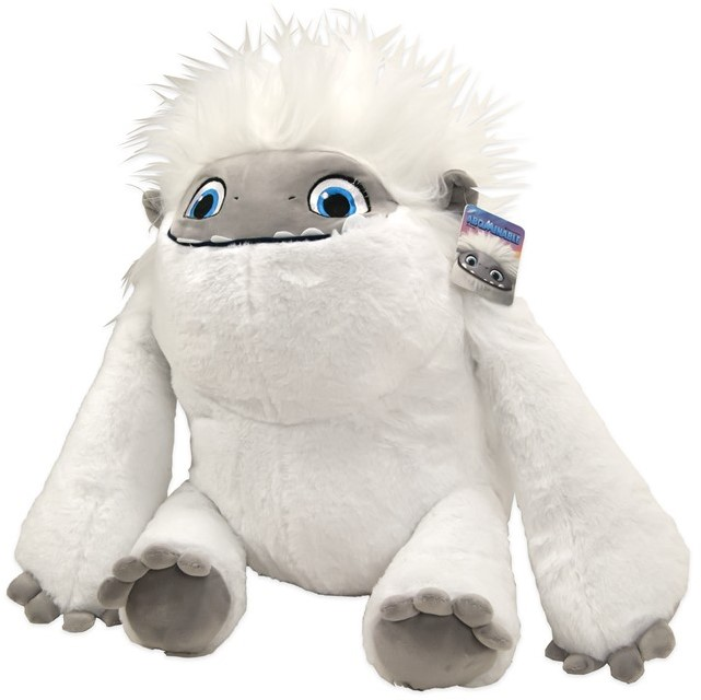 PELUCHE Abominable Everest IL PICCOLO YETI 40 cm