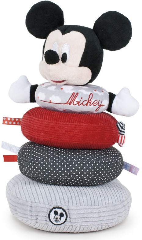 PLUSH DISNEY MICKEY mouse, PYRAMID RINGS 27 cm