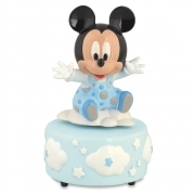 CARILLON in Resina DISNEY MICKEY Topolino - 8,5 x 15 cm